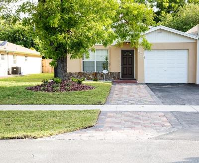 Boynton Beach Single Family Home For Sale: 603 NW 1st Avenue