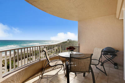 Juno Beach Condo For Sale: 750 Ocean Royale #602