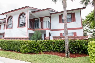 Coral Springs Condo For Sale: 2556 NW 89th Drive #2556