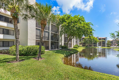 Jupiter Condo For Sale: 1605 S Us Highway 1 #A407