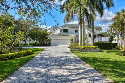 Martin County Single Family Home For Sale: 2356 NW Cove View
