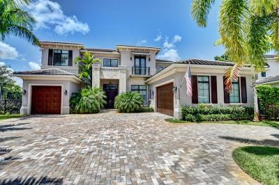 Boca Raton Single Family Home For Sale: 17777 Vecino Way