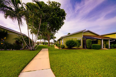West Palm Beach Single Family Home For Sale: 4325 Willow Pond Circle