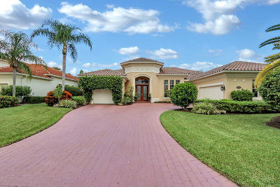 Palm City Single Family Home Contingent: 263 SW Hatteras Court