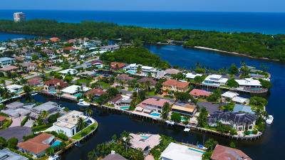 Boca Raton Single Family Home For Sale: 3049 NE 7th Drive