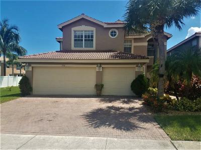 Greenacres Single Family Home For Sale: 5514 Baja Terrace