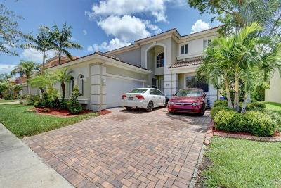 West Palm Beach Single Family Home For Sale: 6834 Aliso Avenue
