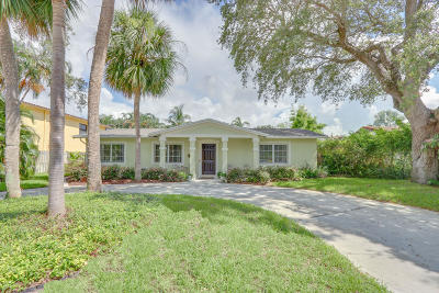 Boca Raton Single Family Home For Sale: 739 Periwinkle Street