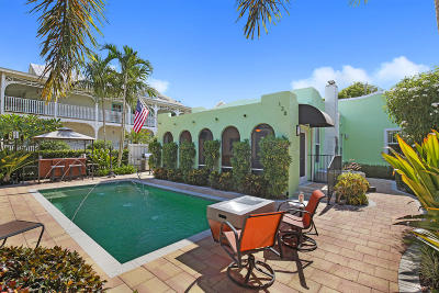 Delray Beach Single Family Home For Sale: 138 NE 1st Avenue