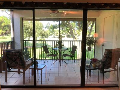 Palm Beach Gardens Condo For Sale: 12910 Briarlake Drive #C203