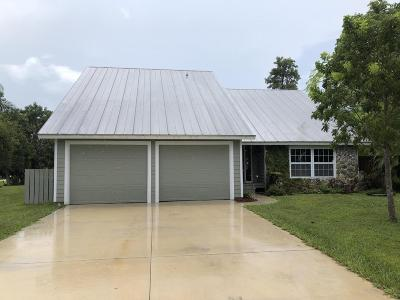 Port Saint Lucie Single Family Home For Sale: 2586 SE Perugia Street