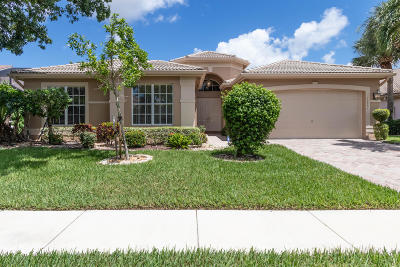 Boynton Beach Single Family Home For Sale: 11751 Caracas Boulevard
