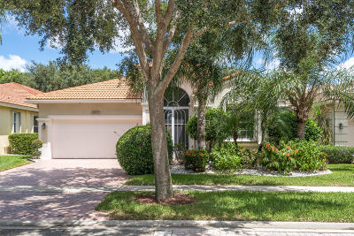 Boynton Beach Single Family Home For Sale: 12386 Landrum Way