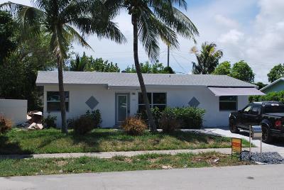 Deerfield Beach Single Family Home For Sale: 750 NE 43rd Street