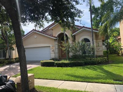 West Palm Beach Single Family Home For Sale: 6955 Aliso Avenue
