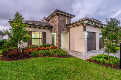 West Palm Beach Single Family Home For Sale: 2938 Gin Berry Way