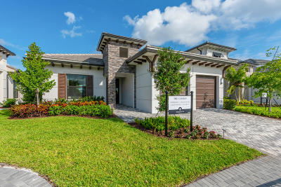 West Palm Beach Single Family Home For Sale: 2948 Gin Berry Way