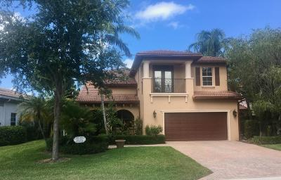 Palm Beach Gardens Single Family Home For Sale: 1816 Flower Drive