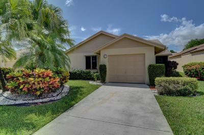 Delray Beach Single Family Home For Sale: 2602 NW 13th Street