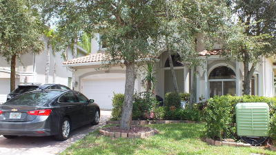 Lake Worth Single Family Home For Sale: 9059 Silver Glen Way #33467