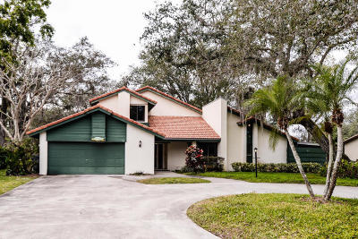 Port Saint Lucie Single Family Home For Sale: 7313 Elyse Circle