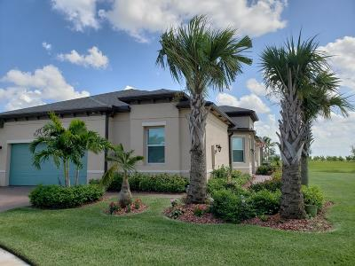 Port Saint Lucie Single Family Home For Sale: 11260 SW Parkside Drive