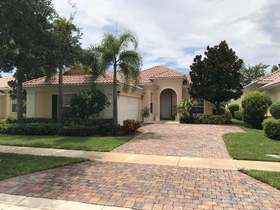 Wellington Single Family Home For Sale: 8264 Pine Cay Road