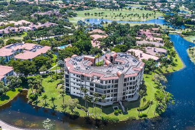 Boca Raton Condo For Sale: 7383 Orangewood Lane #304