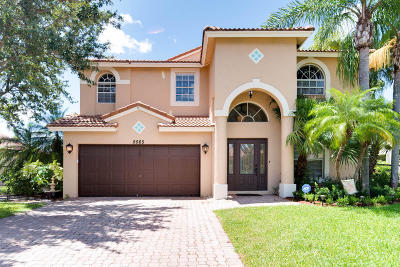 Coconut Creek Single Family Home For Sale: 5565 NW 41 Ter Terrace