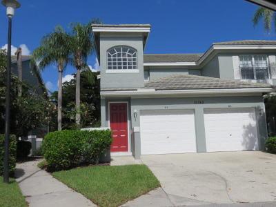 Wellington FL Condo For Sale: $59,000