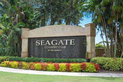 Delray Beach FL Condo For Sale: $165,000