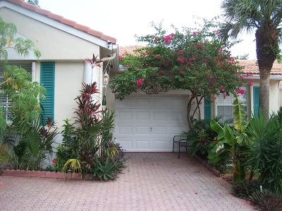 Delray Beach FL Single Family Home For Sale: $310,000
