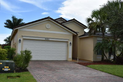 Port Saint Lucie Single Family Home For Sale: 9582 SW Lindale Trace Boulevard