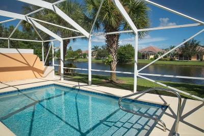 Port Saint Lucie, Saint Lucie West Single Family Home For Sale: 11409 SW Pembroke Drive