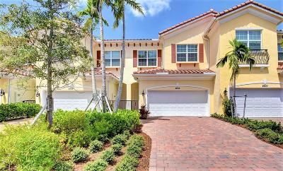 Delray Beach FL Townhouse For Sale: $458,880