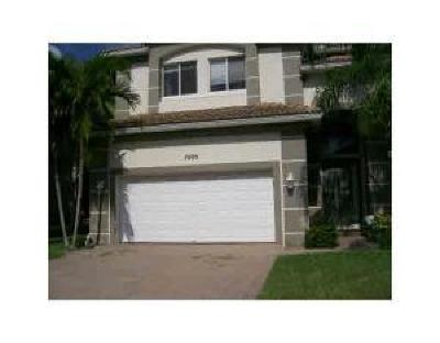 Boynton Beach Single Family Home For Sale: 7095 Ivy Crossing Lane