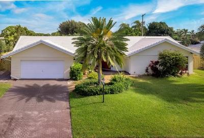 Delray Beach FL Single Family Home For Sale: $474,999
