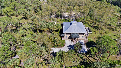 Loxahatchee Single Family Home For Sale: 1154 Gallop Drive