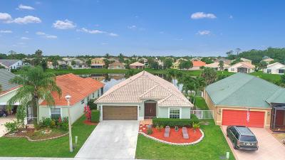 Royal Palm Beach Single Family Home For Sale: 113 Derby Lane