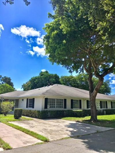 Boynton Beach Single Family Home For Sale: 10144 40th Way S #252