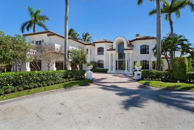 Boca Raton Single Family Home For Sale: 160 W Key Palm Road