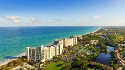Jupiter Condo For Sale: 400 Ocean Trail Way #210