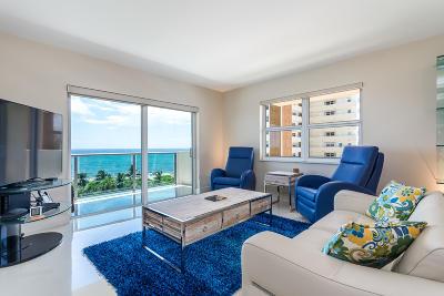 Pompano Beach Condo For Sale: 1620 Ocean Boulevard #509