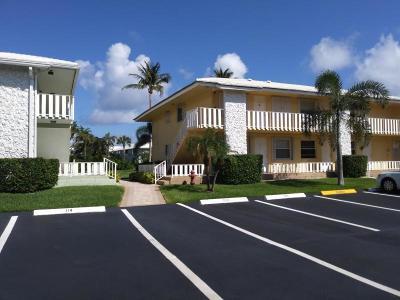 Ocean Ridge Rental For Rent: 5520 Ocean Boulevard #101