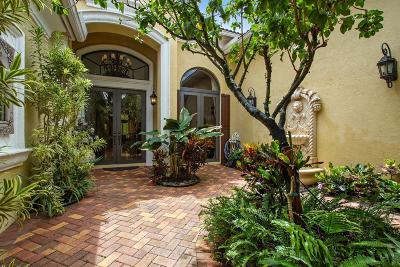 Boca Raton FL Single Family Home For Sale: $898,000