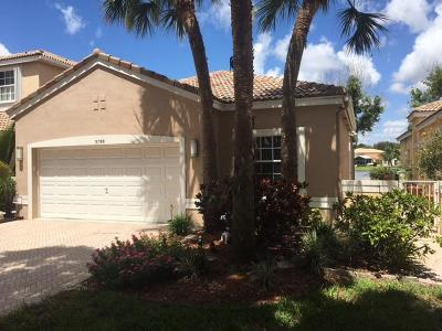 Coconut Creek Single Family Home For Sale: 3799 NW 62nd Court