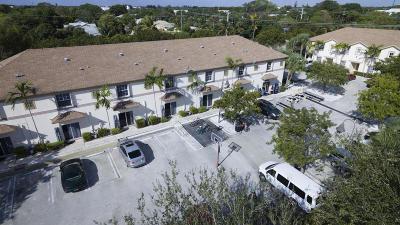 Delray Beach Multi Family Home For Sale: 701 S Swinton Avenue #A-G