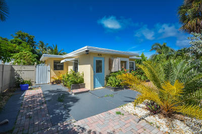 Delray Beach FL Single Family Home For Sale: $425,000