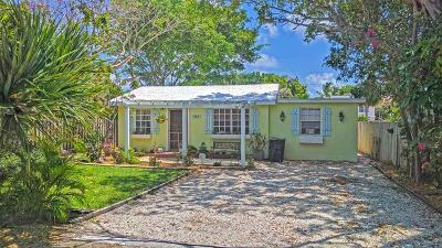 Delray Beach Single Family Home For Sale: 3602 Old Dixie Highway