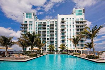 West Palm Beach Condo For Sale: 300 S Australian Avenue #107